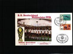 Germany / Deutschland  1974 Germany World Football Champion - World Cup