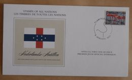 FDC STAMPS OF ALL NATIONS  LES ANTILLES - Denmark (West Indies)