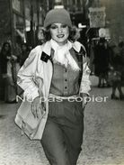 MODE 1977 SUZUYA TOSS HECHTER Très Grande Photo D'époque - Other