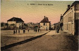 60 ..BURY .. PLACE DE LA MAIRIE - Otros Municipios