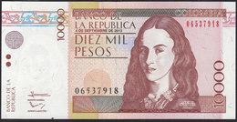 Colombia 10000 Pesos 2013 P453q UNC - Colombie