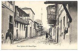 MACEDOINE - Rue à Monastir - Macedonia