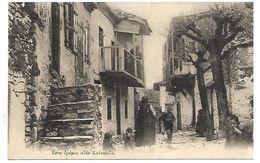 MACEDOINE - Rue à Calatista - Macédoine