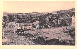 Afrique ALGERIE  (wilaya De Sétif)  DJEMILA  Fontaine Du Forum Sud (cité Antique) - Cpa - Editions SPTGA 3/49 *PRIX FIXE - Sétif