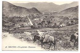 ALBANIE - DELVINO - Vue Générale, Panorama - Albanie