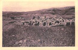 Afrique ALGERIE  (wilaya De Sétif)  DJEMILA  Grands Thermes (cité Antique) - Cpa - Editions SPTGA 5 / 49 *PRIX FIXE - Sétif