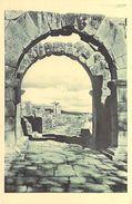 Afrique ALGERIE Wilaya De Sétif)  DJEMILA Porte Double  (cité Antique) Cpa Editions SPTGA 35 / 49 *PRIX FIXE - Sétif
