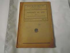 MANGANÊS NA BAIA POR HENRIQUE CAPPER ALVES DE SOUZA 1942 / BRESIL BAHIA Géologie - Books, Magazines, Comics