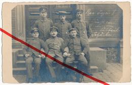 PostCard - Original Foto - Lazarett In Einer Schule In Gießen - Reservelazarett I - Ca. 1915 - Giessen