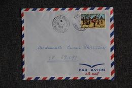 Lettre De MADAGASCAR Vers Secteur Postal 69.092 - Madagascar (1960-...)