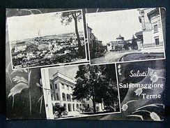 (FG.AA) Saluti Da SALSOMAGGIORE TERME - VEDUTINE (PARMA) - VIAGGIATA 1959 - Parma