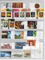 MG56) GERMANY 2006 -ANNATA COMPLETA -tutta Bordo Di Foglio Deutsche Post NO ADESIVI - [7] Repubblica Federale