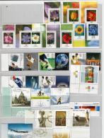 MG57) GERMANY 2005 -ANNATA COMPLETA -tutta Bordo Di Foglio Deutsche Post  NO ADESIVI - [7] Repubblica Federale