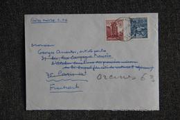 Lettre D'AUTRICHE Vers FRANCE - 1945-.... 2. Republik