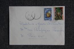 Lettre Du CAMEROUN Vers FRANCE - Cameroon (1960-...)