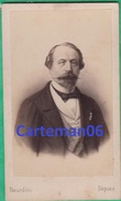 Photo - CDV - L'Empereur Napoléon III - Photographe Neurdein à Paris - Anciennes (Av. 1900)