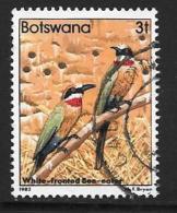 Botswana, Scott # 305 Used Bird, 1982 - Botswana (1966-...)