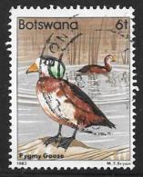 Botswana, Scott # 308 Used Birds, 1982 - Botswana (1966-...)