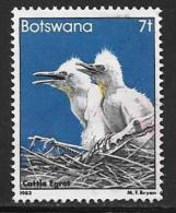 Botswana, Scott # 309 Used Birds, 1982 - Botswana (1966-...)