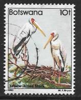 Botswana, Scott # 311 Used Birds, 1982 - Botswana (1966-...)