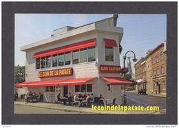RESTAURANT - VILLE DE QUÉBEC - LE COIN DE LA PATATE SUR LA RUE ST JOSEPH - LA MEILLEURE FRITE AU MONDE - Hotels & Restaurants