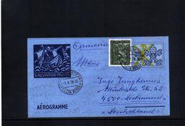 Vatican 1978 Interesting Aerogramme - Covers & Documents