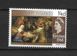 LOTE 1487  ///  CHRISTMAS ISLAND 1968  NAVIDAD **MNH - Christmas Island