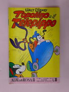 Albi Della Rosa - Topolino E Il Telepippo - N° 260 - 1 Novembre 1959 - Libri, Riviste, Fumetti