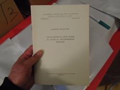 LES ECLOGITES ET LEUR GENESE AU COURS  DU METAMORPHISME REGIONAL 1961 KAZIMIERZ SMULIKOWSKI - Wetenschap