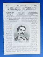 Letteratura Il Romanziere Contemporaneo Illustrato Anno I N° 41  1868 P. Ferrari - Livres, BD, Revues