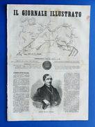Il Giornale Illustrato - Campagna Garibaldi In Trentino - Anno III  N° 35 - 1866 - Unclassified