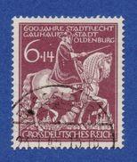 Deutsches Reich MiNr. 907 O Stempel DÜSSELDORF - Germany