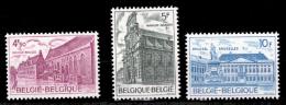Belgium 1769/71**  Patrimoine Architectural  MNH - Neufs
