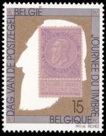 Belgium 2500**  Journée Du Timbre   MNH - Belgique