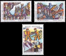 Belgium 2509/11** Folklore  MNH - Belgique