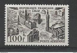 FRANCE 1949  POSTE AERIENNE YT 24 Neuf** Cote 2015 = 1.50  Euro à 20 % - Poste Aérienne