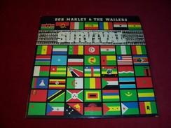 BOB MARLEY & THE WAILERS    SURVIVAL - Reggae
