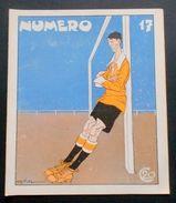 Rivista Satirica Illustrata - Numero - N° 17 - Aprile 1914 - G. Boetto, Golia - Livres, BD, Revues