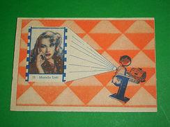Cinema - Cartella Tombola N. 25 Con Immagine Attrice Mariella Lotti - 1940 Ca - Biglietti Della Lotteria