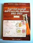 Storia Postale Servizi Postali Esercito 1980  Vol. II - Catalogues De Cotation