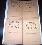 Numismatica Repertorio Monete Romane - Roman Silver Coins - 1952 - Books & Software