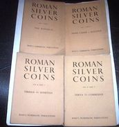 Numismatica Repertorio Monete Romane - Roman Silver Coins - 1952 - Libros & Software