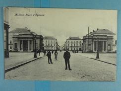 Malines Place D'Egmond - Mechelen