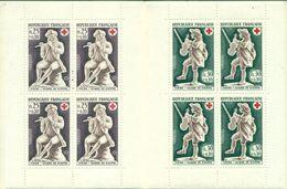 FRANCE CARNET + ROUGE 1967 Nxx IVOIRE Musée De DIEPPE TB. - Markenheftchen