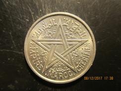 Maroc, 2 Francs 1951, TTB+ - Marocco