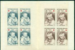 FRANCE CARNET + ROUGE 1965 Nxx   ENFANTS RENOIR TB. - Markenheftchen