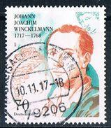 2017   300. Geburtstag Von Johann Joachim Winckelmann - BRD