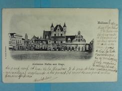 Malines Anciennes Halles Aux Draps - Mechelen