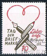 2016  Tag Der Briefmarke - Used Stamps