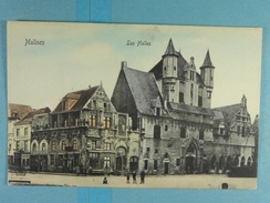 Malines Les Halles (colorisée) - Mechelen